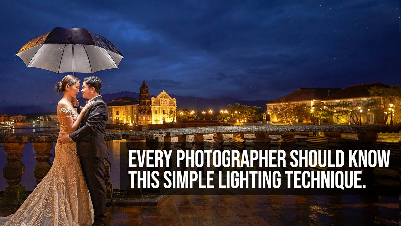 Every Photographer Should Know This One Light Technique