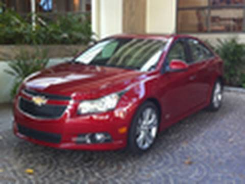 Review: 2011 Chevrolet Cruze