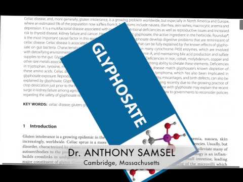 Dr. Anthony Samsel's warning
