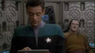 DS9 Garak the boy who cried Wolf (Improbable Cause)