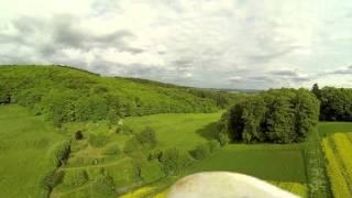 Erster FPV-Flug - AXN Floater-Jet [HD]