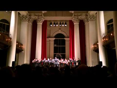 Remember not, Lord, our offences (Purcell), coro LDO