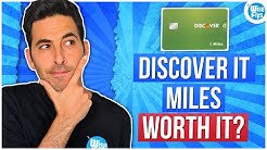 Discover It Miles Credit Card Review | 3% Back on All Purchases First Year