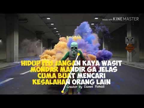 Bom Smoke Dj Dasar Lo Anjay - Quotes Sederhana