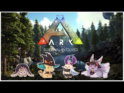 【ARK: Survival Evolved】Pray for the Curse to End【NIJISANJI EN | Enna Alouette】