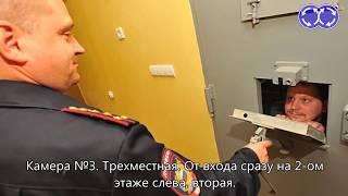 ФСОшник сбил активиста ч.4. Спецприёмник. Эксклюзивное видео