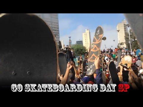 Day in The Life - Go Skateboarding Day 2015 (São Paulo)