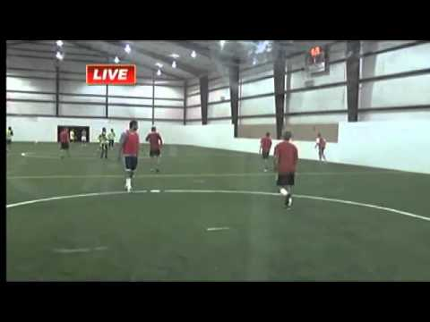 Indoor Soccer League Coming To Ford Park