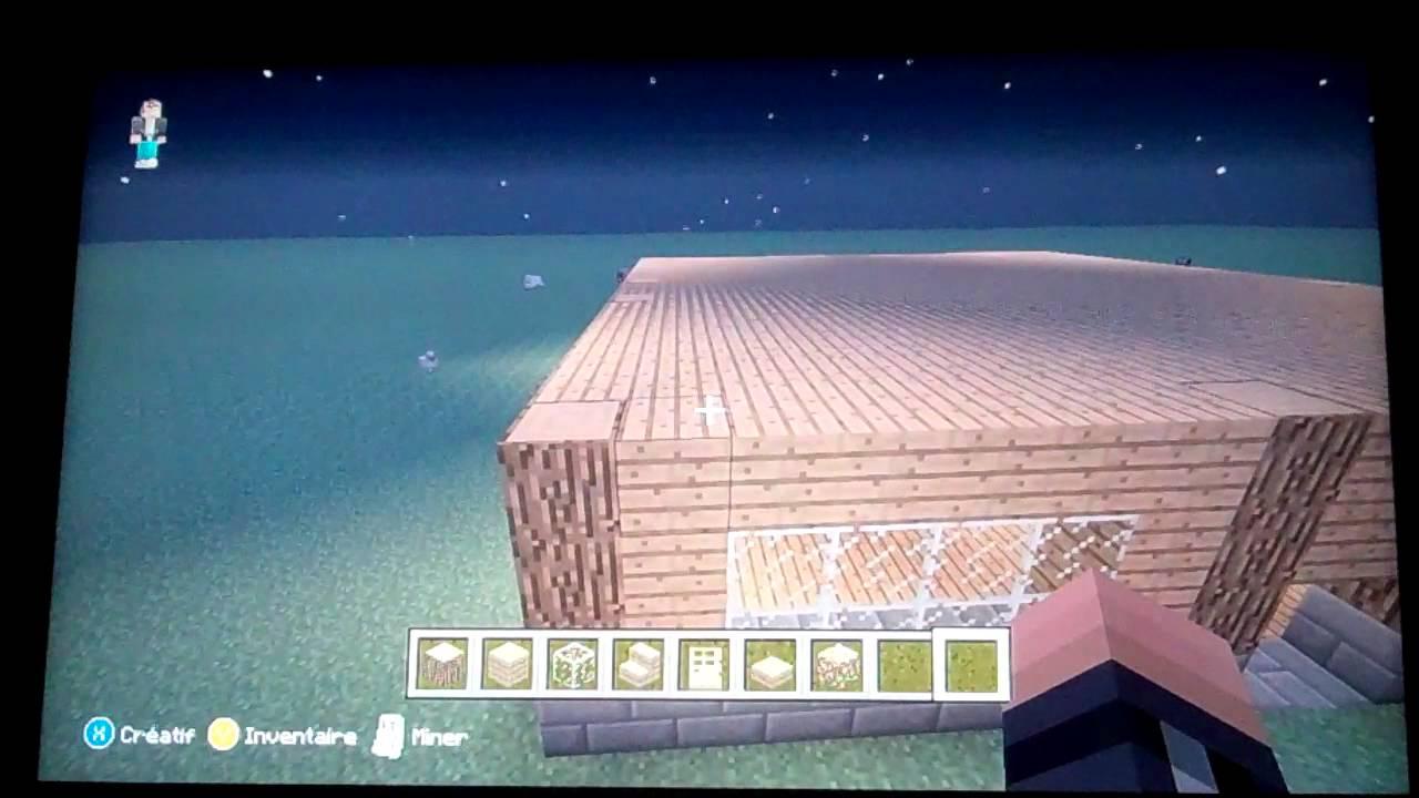 Minecraft construction d 39 une ville sur xbox 360 spawn pisode 1 p - Video de minecraft construction d une ville ...