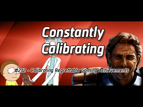 Podcast #212 - Calibrating Regrettable Gaming Achievements