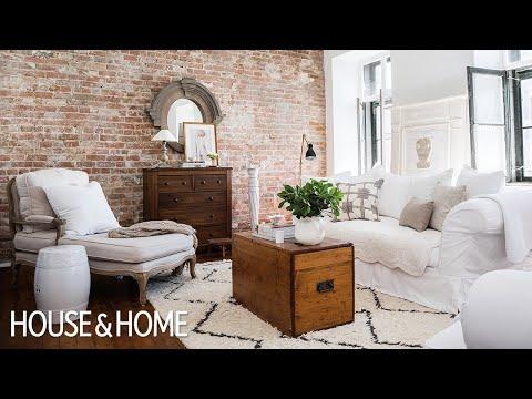 Interior Design – French Country Apartment Decor