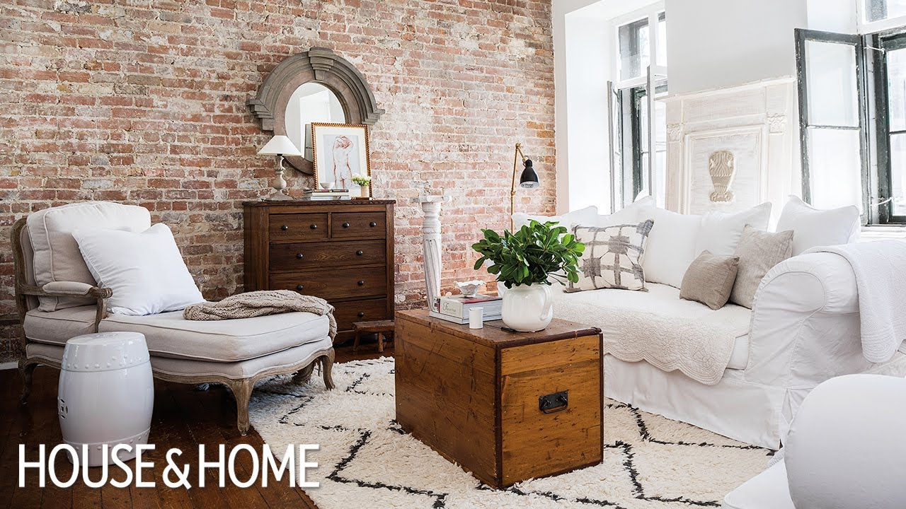 Interior Design  French Country Apartment Decor - YouTube