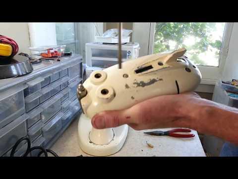 Vintage Dormeyer 5001 stand mixer complete restoration