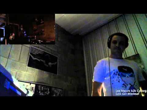 Lee Majors b2b Cyborg - 18/05/2013 @ LGM Warehouse Party - Part 5