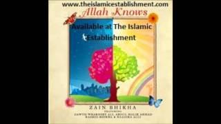 Allah knows Zain Bhikha Pizza in his Pocket feat. Rashid Bhikha & Naadira Alli