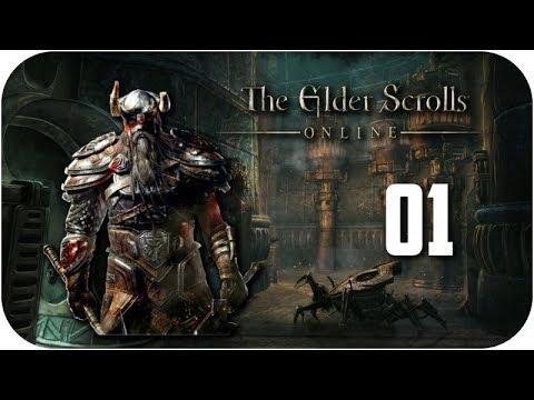 Download Wracamy do Tamriel!   The Elder Scrolls Online #1   Gameplay PL