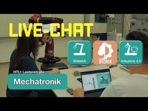 Nachschau: Mechatronik Live-Chat (mit AV DI Peter Grengl)