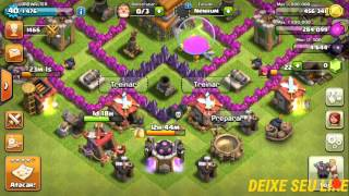 MISTERIOS DOS GOUBLINS CLASH OF CLANS