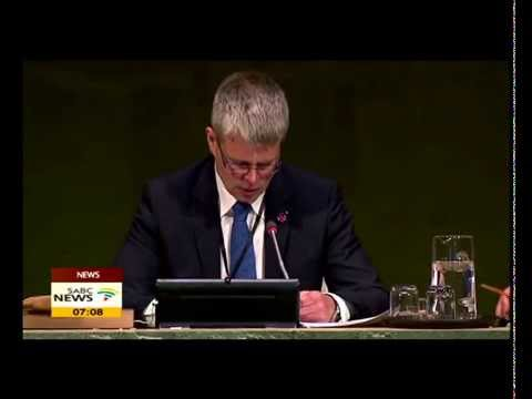 UNGA adopts draft resolution regarding the criteria for Mandela Prize
