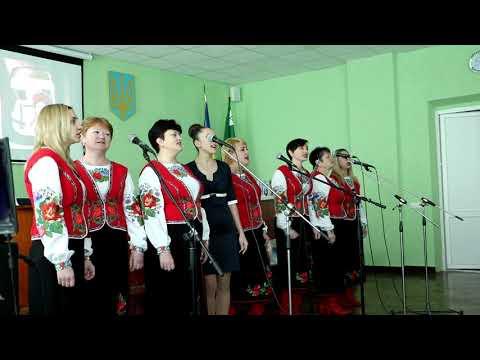 """Народний вокальний ансамбль """"Нові Обрії """"_ """"Гуцулка Ксеня"""""""