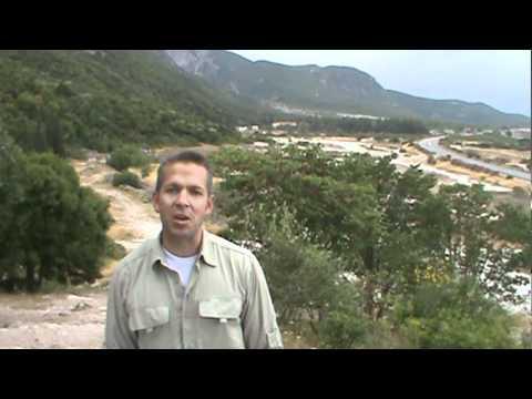 Hunts on site: Thermopylae