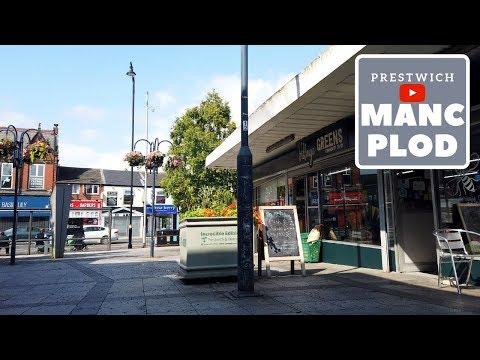 Prestwich, Bury | North Manchester [4K60fps]