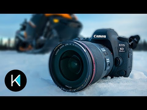 Canon 6D Mark II Review! WATCH BEFORE YOU BUY!