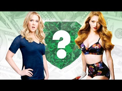 WHO'S RICHER? - Amy Schumer or Amanda...