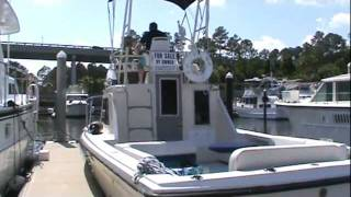 1984- 31' Chris Craft Cruiser Fishing Boat - Located in Gadsden, AL