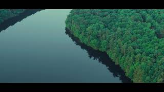 Pennsylvania's Roaring Creek by Drone