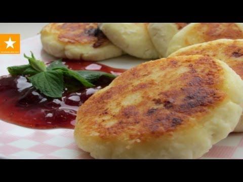 Как приготовить сырники из творога без яиц