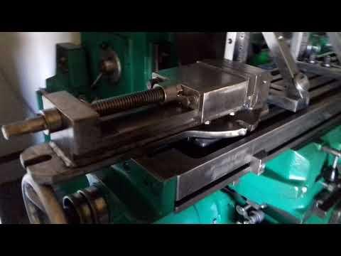 6р81 - уголки - пилоны для установки деталей  вертикально для фрезеровки  плоскостей