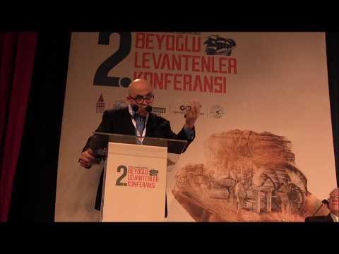 """Prof Dr Zafer Toprak - İstanbul'da """"Yeni Levantenler""""in Yükselişi: LHF Conference 2017"""