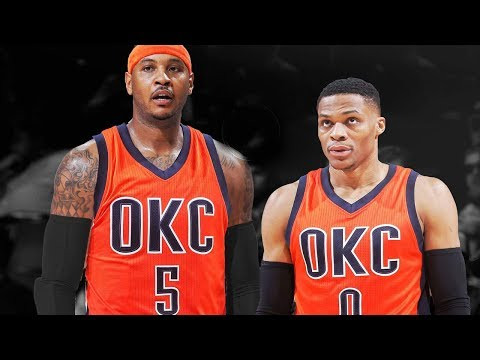 Carmelo Anthony Joining Russell Westbrook & Paul George in OKC!?!