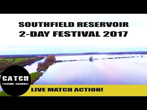 SOUTHFIELD RESERVOIR 2-DAY FESTIVAL 'LIVE MATCH' APRIL 2017