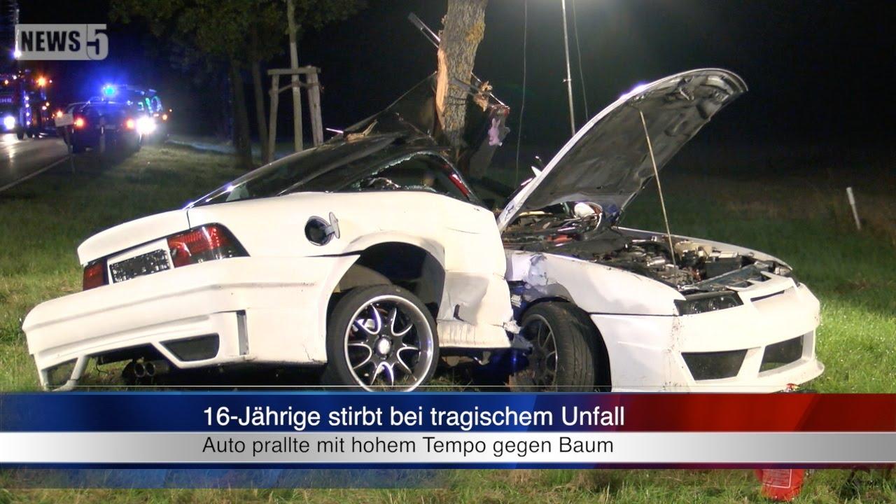 22.08.2014 (CO) 16-Jährige Beifahrerin stirbt bei tragischem Unfall ...