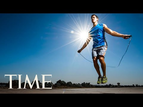 Jumping Rope Is A Shockingly Good Workout, Improve Your Balance And Avoid Knee Injuries | TIME