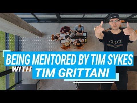 What It's Like Being Mentored by Tim Sykes, with Tim Grittani and Michael Hudson