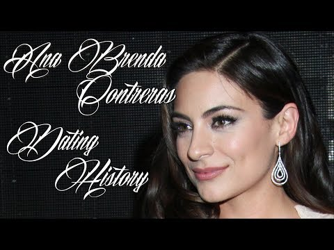 ♥♥♥ Men Ana Brenda Contreras Has Dated ♥♥♥