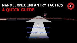 Napoleonic Infantry Tactics: A Quick Guide