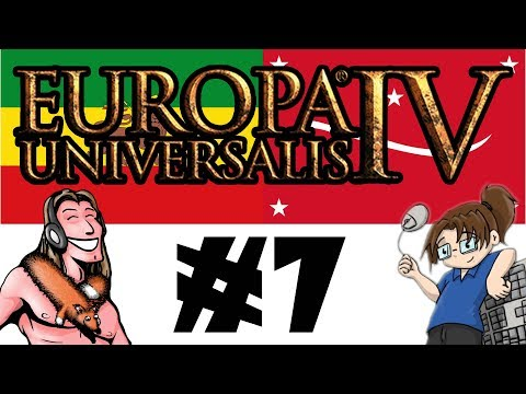 Europa Universalis IV - Party in the Red Sea...with Briarstone! - Part 7