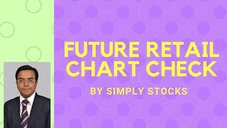 FUTURE RETAIL chart check with short term and long term technical targets and stop loss