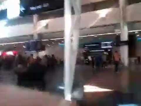 Nz Auckland airport