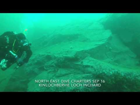 North East Dive Loch Inchard, sep16