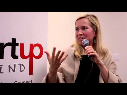 Jessica Livingston (Y Combinator) at Startup Grind Silicon Valley