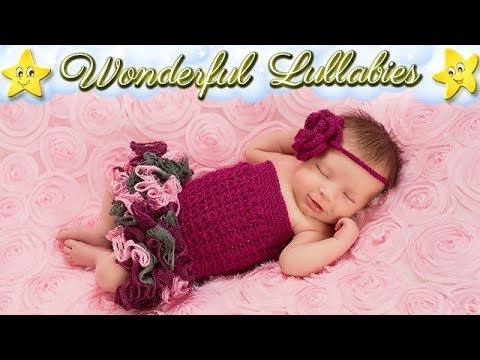 Super Relaxing Baby Sleep Music ♥ Best Soft Bedtime Lullaby ♫ Rock A Bye Baby Sweet Dreams