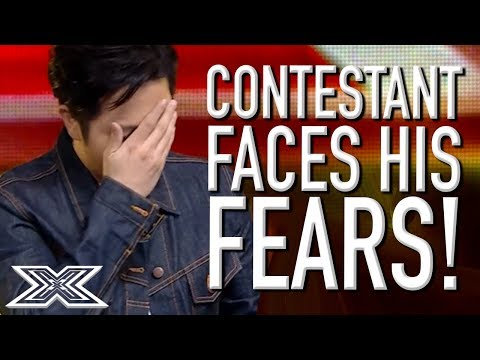 Nervous Contestant Shocks EVERYONE With Maroon 5 Audition! | X Factor Global