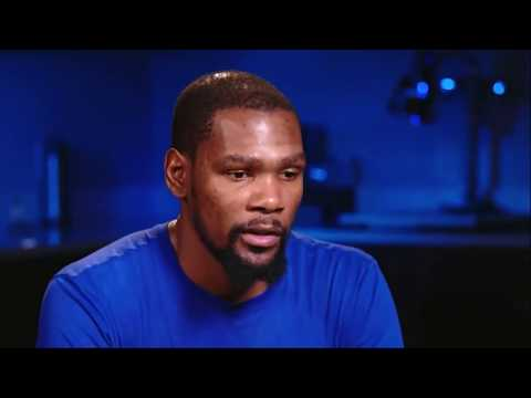 David Aldridge Sit Down Interview With Kevin Durant