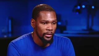 Inside the NBA: Kevin Durant Sit Down With David Aldridge