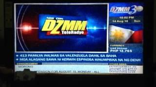 DZMM TeleRadyo - Sign Off (2016)